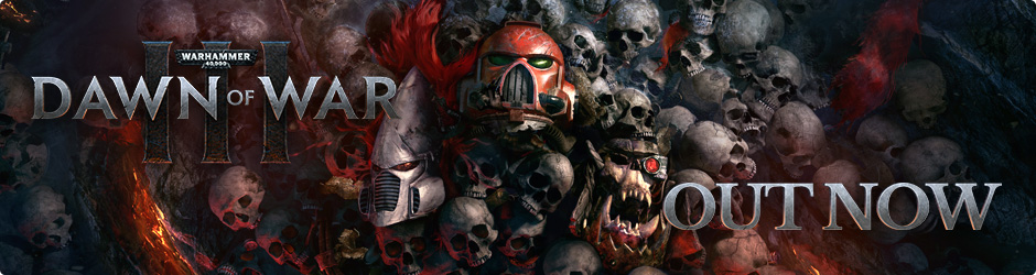 Warhammer 40.000 Dawn of War III 3 PC