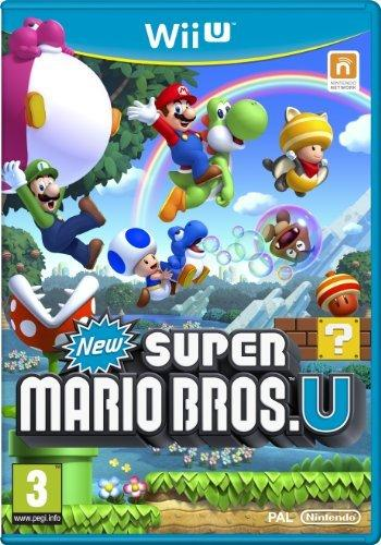 New Super Mario Bros U Wii U - Game Code