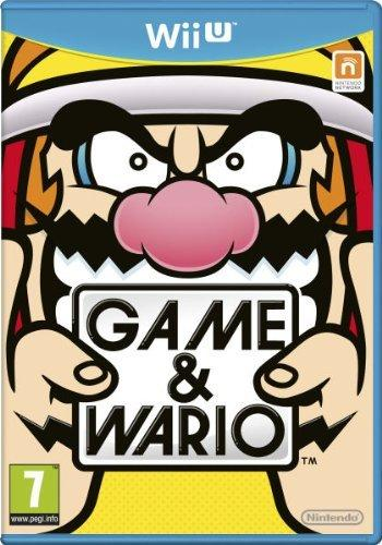 Game And Wario Nintendo Wii U - Game Code