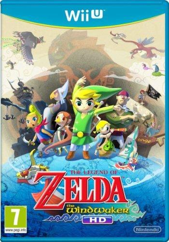 The Legend Of Zelda: The Wind Waker Hd Nintendo Wii U - Game Code