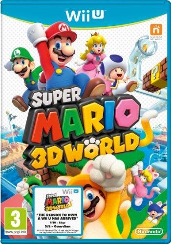 Super Mario 3D World Nintendo Wii U - Game Code