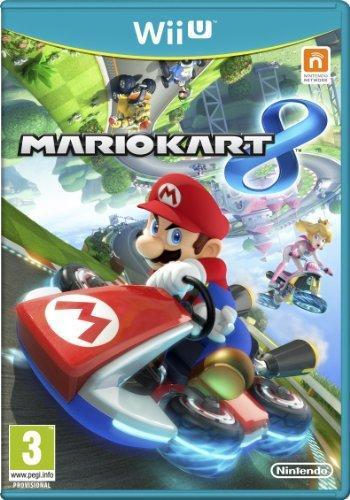Mario Kart 8 Nintendo Wii U - Game Code