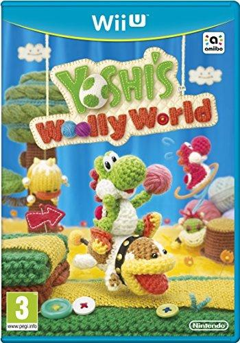 Yoshi's Woolly World Wii U - Game Code