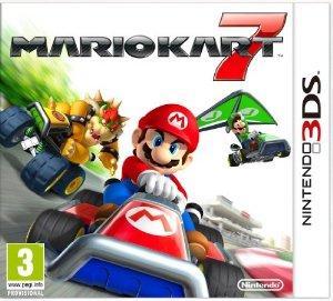 Mario Kart 7 3Ds - Game Code