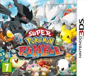Super Pokemon Rumble 3Ds - Game Code
