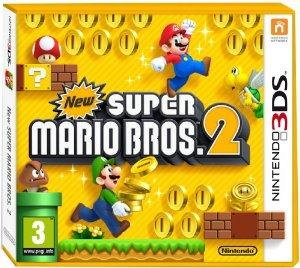 New Super Mario Bros: 2 3Ds - Game Code