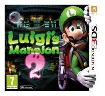 Luigi's Mansion 2: Dark Moon 3Ds - Game Code