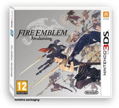 Fire Emblem: Awakening 3Ds - Game Code