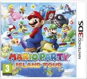 Mario Party: Island Tour 3Ds - Game Code