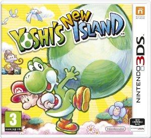 Yoshi's New Island 3Ds - Game Code