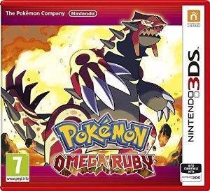 Pokemon Omega Ruby 3Ds - Game Code