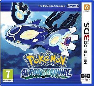 Pokemon Alpha Sapphire 3Ds - Game Code