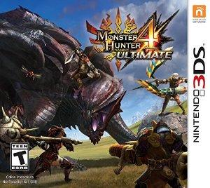 Monster Hunter 4 Ultimate 3Ds - Game Code