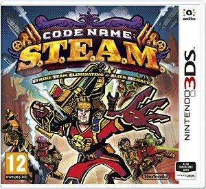 Code Name: S.T.E.A.M. 3Ds - Game Code