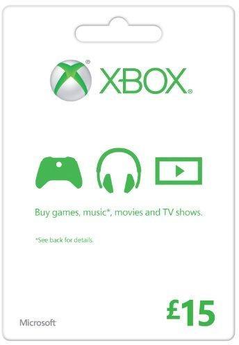 Microsoft Gift Card - £15