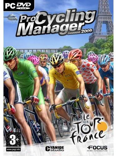 Pro Cycling Manager 2009 (PC)