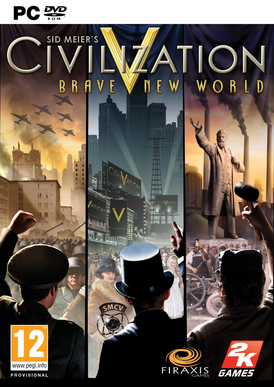Sid Meier's Civilization 5: Brave New World Expansion Pack