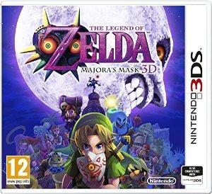 The Legend Of Zelda: Majora's Mask 3D 3Ds - Game Code
