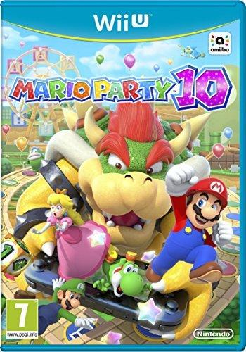 Mario Party 10 Nintendo Wii U - Game Code
