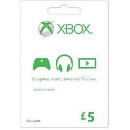 Microsoft Gift Card - £5