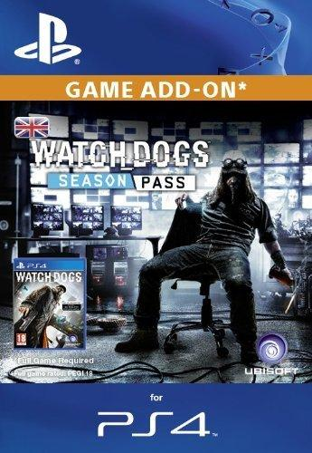 Watch Dogs: Season Pass Psn