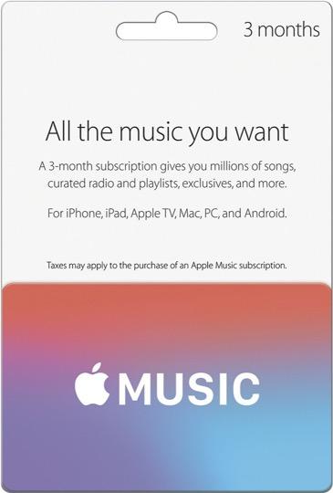 apple music subscription price