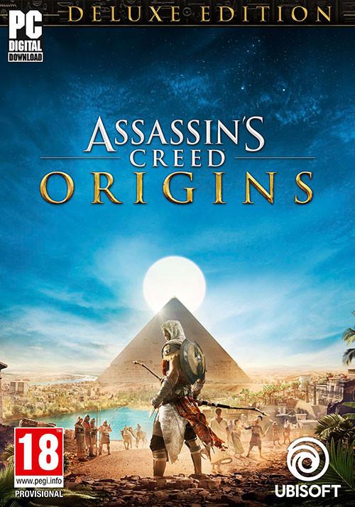 Assassins Creed Origins Deluxe Edition PC + DLC