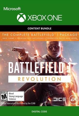 Battlefield: 1 Revolution Xbox One