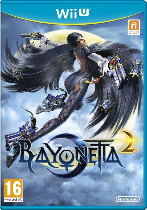Bayonetta 2 Nintendo Wii U - Game Code