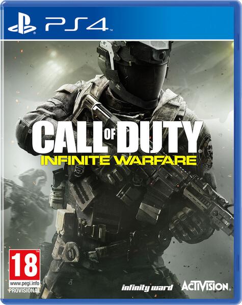 Call Of Duty Infinite Warfare Ps4 - Digital