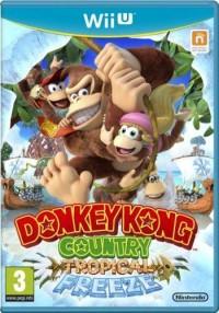 Donkey Kong Country: Tropical Freeze Nintendo Wii U