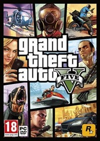 Grand Theft Auto V 5 PC