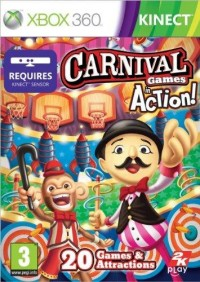 Carnival Games: In Action Xbox 360