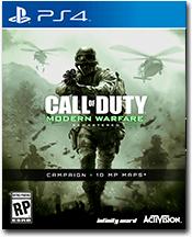 Call of Duty Modern Warfare Remastered PS4 - Digital Code