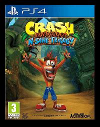 Crash Bandicoot N. Sane Trilogy PS4