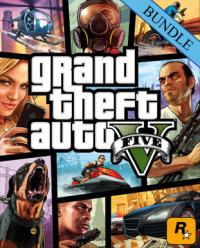 Grand Theft Auto V 5 - Great White Shark Card Bundle PC