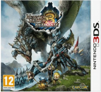 Monster Hunter 3 Ultimate 3DS - Game Code