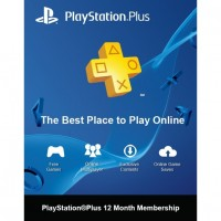 PlayStation Plus - 12 Month Subscription (Switzerland)