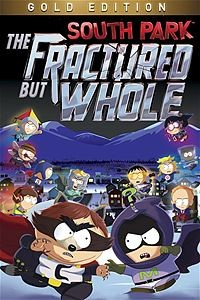 South Park The Fractured but Whole Gold Edition PC (US)