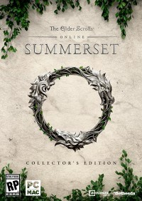 The Elder Scrolls Online Summerset Collectors Edition PC