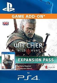 The Witcher 3: Wild Hunt Expansion Pass PS4 PSN Code - UK Account