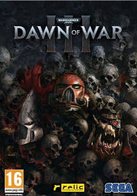 Warhammer 40.000 Dawn of War III 3 PC