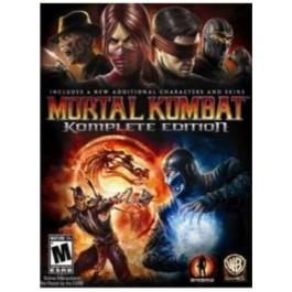 Mortal Kombat: Komplete Edition for PC