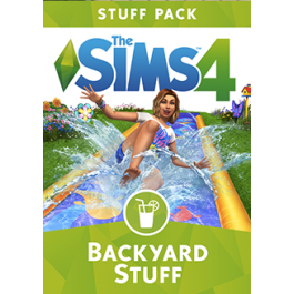 Sims 4 sale at CDKeys.com The_sims_4_backyard_stuff_pc_cover