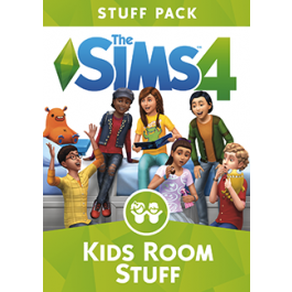 Sims 4 sale at CDKeys.com The_sims_4_kids_room_stuff_pc_cover