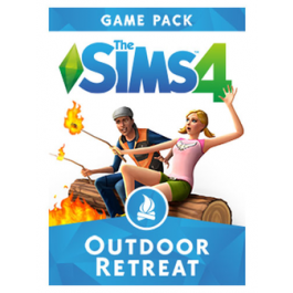 Sims 4 sale at CDKeys.com The_sims_4_outdoor_retreat_pc