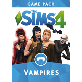 Sims 4 sale at CDKeys.com The_sims_4_vampires_game_pack_pc_cover