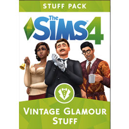 Sims 4 sale at CDKeys.com The_sims_4_vintage_glamour_stuff_pc_cover