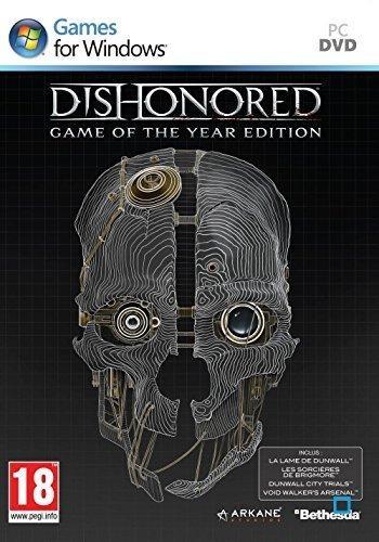 Dishonored goty скачать торрент