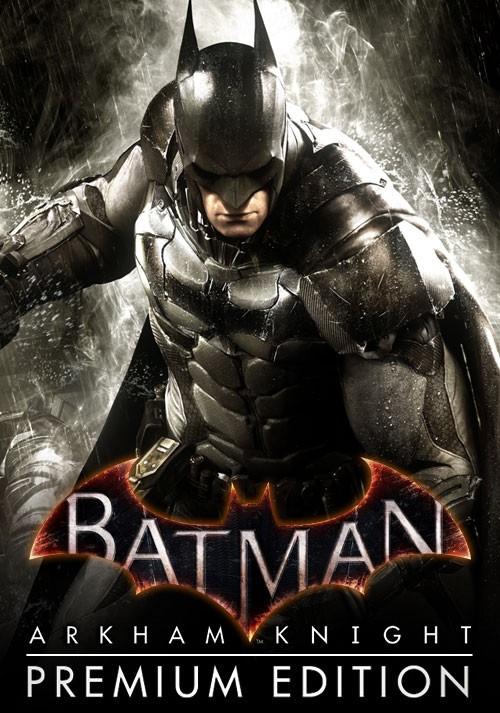 batman arkham knight premium edition pc cd key steam key. Black Bedroom Furniture Sets. Home Design Ideas